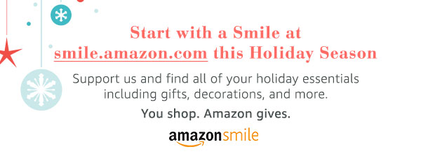 Support PCEF by shopping at Amazon.com