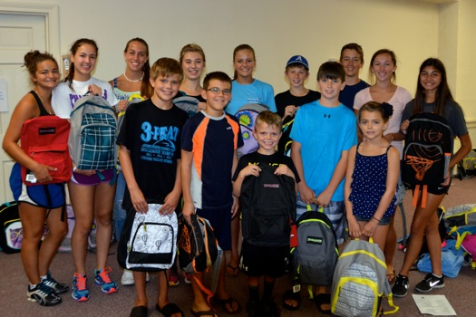 PCEF Pack a Backpack Program