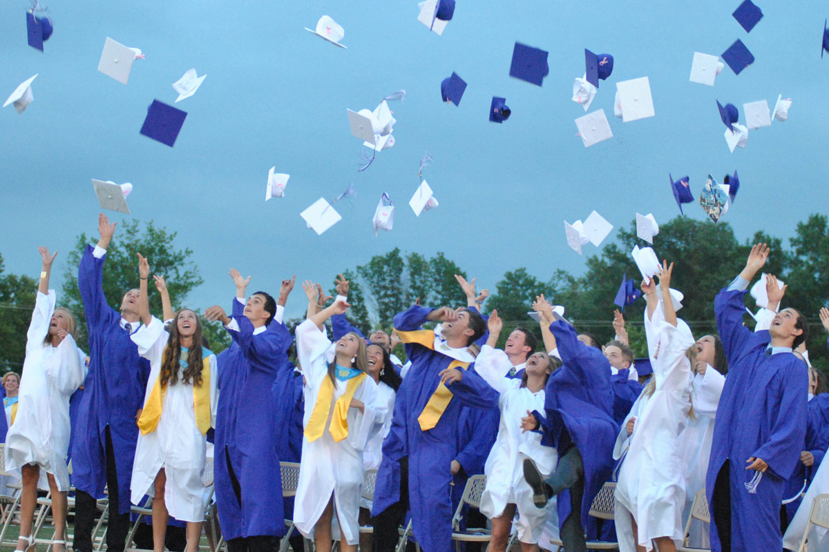 Phoenixville Area High School Graduation