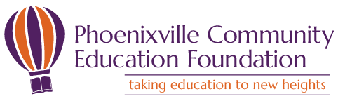 Phoenixville Community Education Foundation Logo