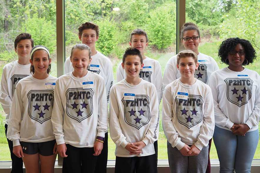PCEF Youth and Philanthropy